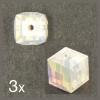 White Opal (Aurora Borealis 2x)